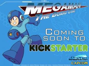 Megaman-kickstarter